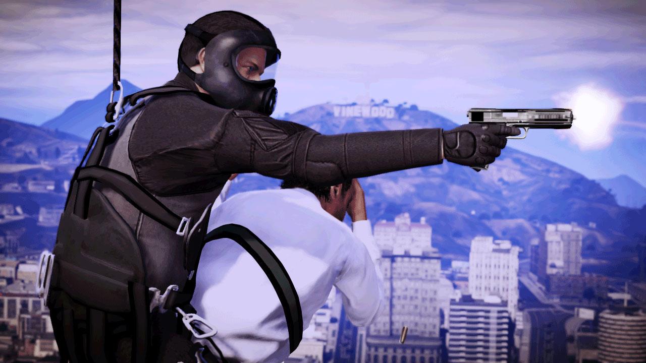 Аренда Grand Theft Auto V на PS4