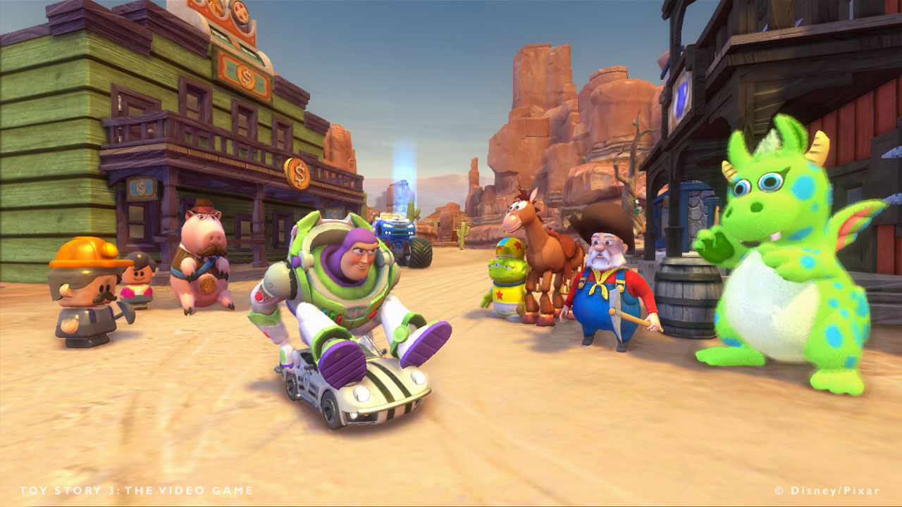 Toy 3 Games : Toy story the video game on ps official playstation