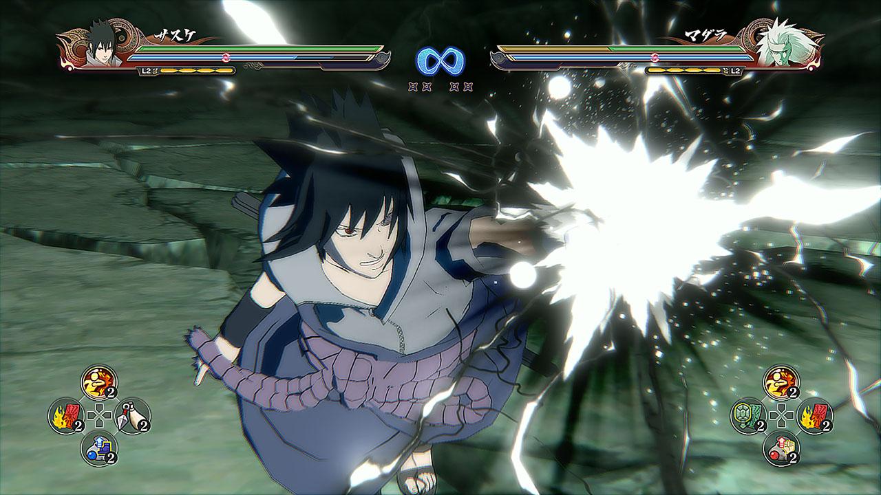 NARUTO SHIPPUDEN\u2122: Ultimate Ninja\u00ae STORM 4 on PS4  Official PlayStation\u2122Store US