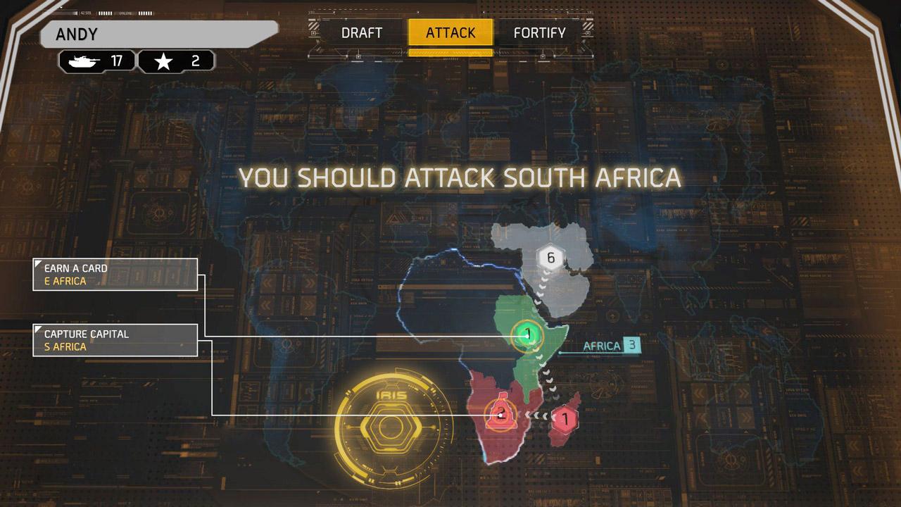 Jeux en ligne de domination du monde