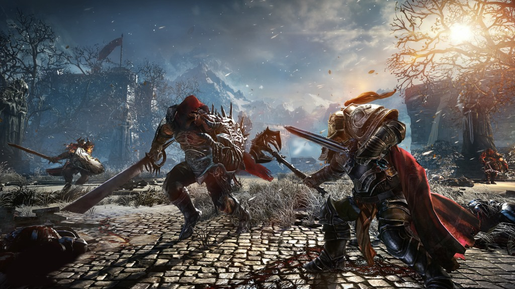 Lords of the Fallen скриншот 2