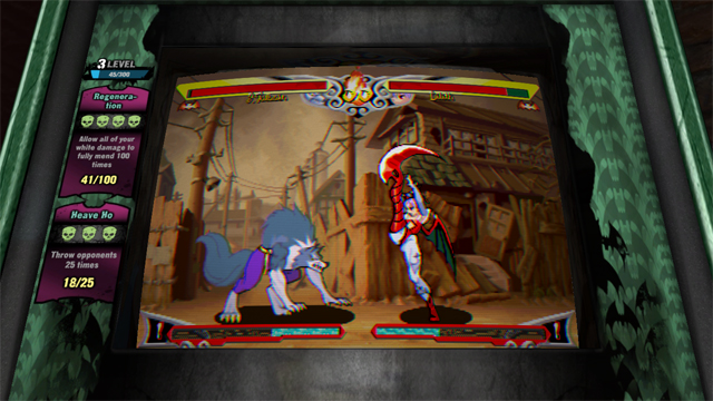 Darkstalkers® Resurrection on PS3 | Official PlayStation™Store Canada