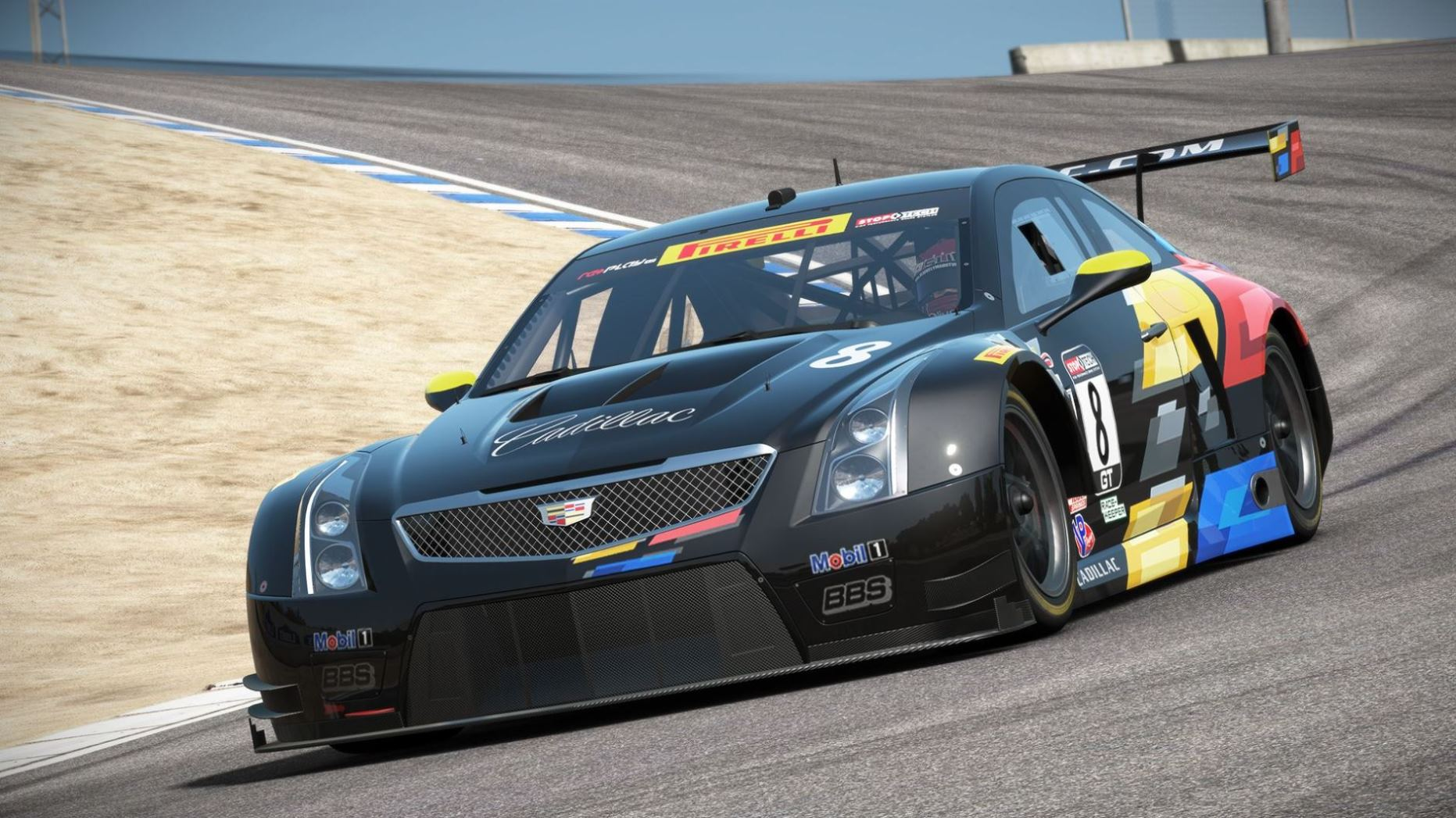 Project CARS - US Race Car Pack on PS4 | Official PlayStation™Store UK