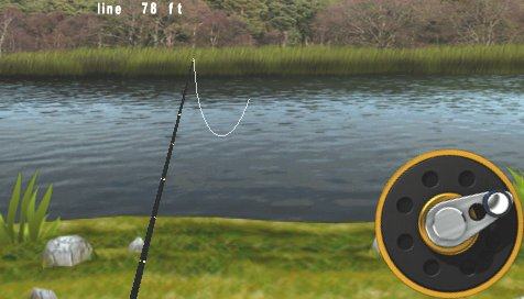 Flick fishing on ps3 ps vita official playstation store for Ps3 fishing games