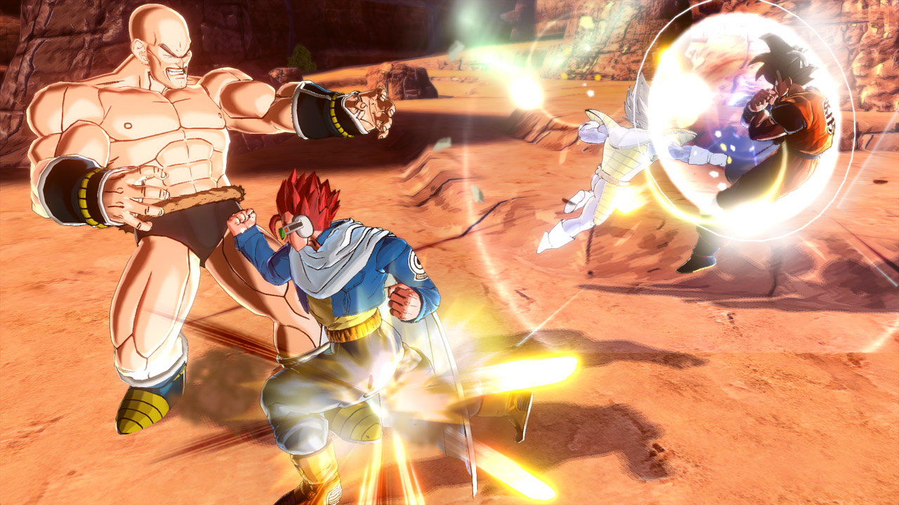 game dragon ball terbaik xenoverse