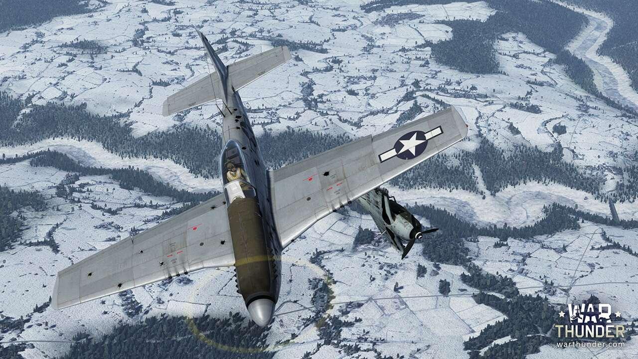 War Thunder Mustang Advanced Pack En Ps4 Playstation