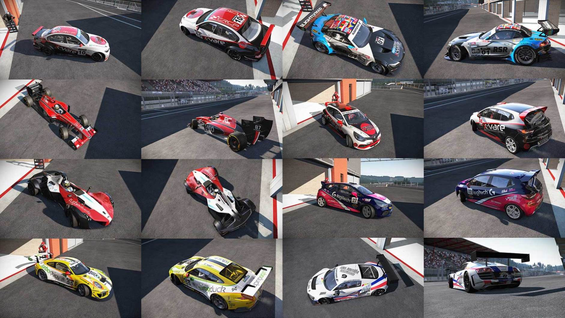Project Cars  Custom Liveries Ps