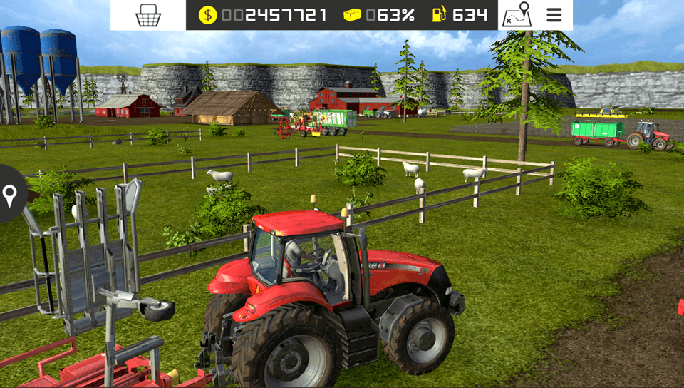 Image result for Farming Simulator 16 game size