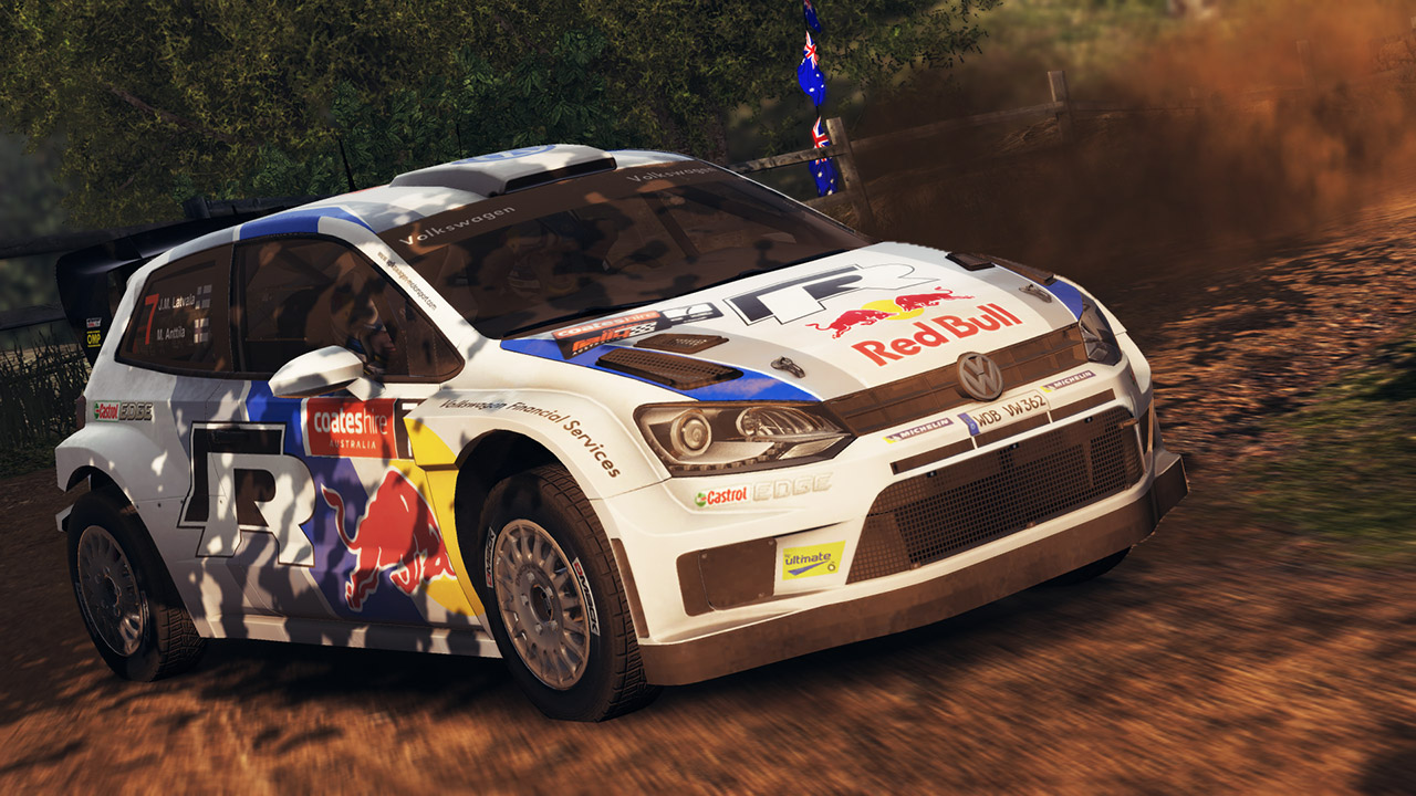 wrc 4 fia world rally championship on ps3 official playstation store lebanon. Black Bedroom Furniture Sets. Home Design Ideas