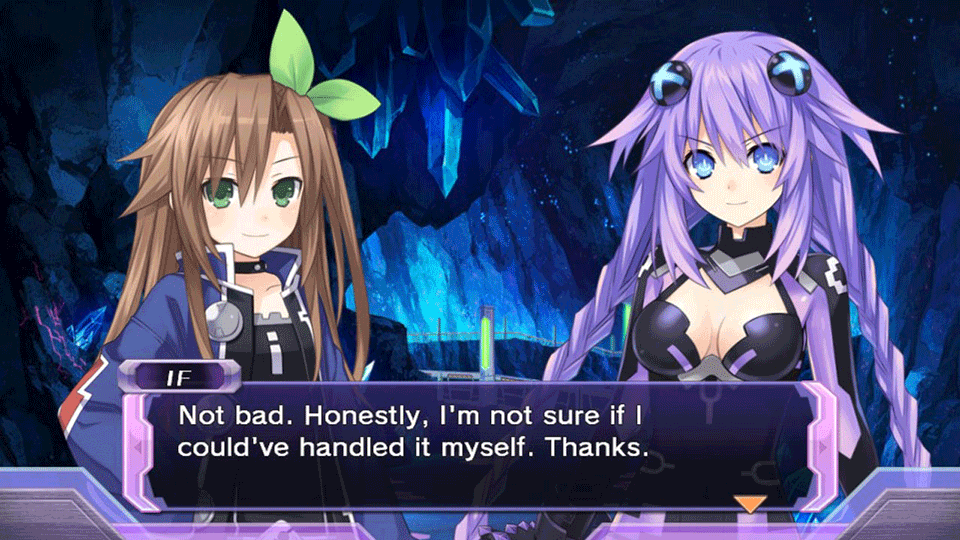 Image result for hyperdimension neptunia