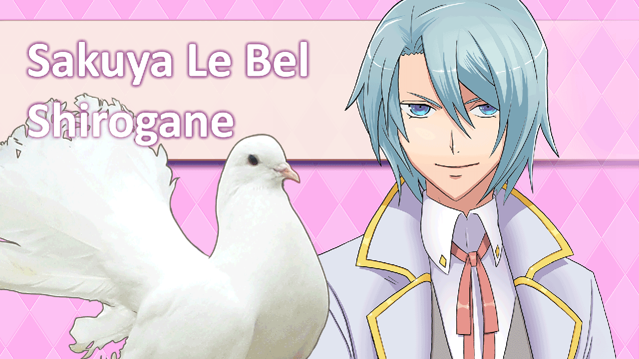 Hatoful Boyfriend скриншот 12