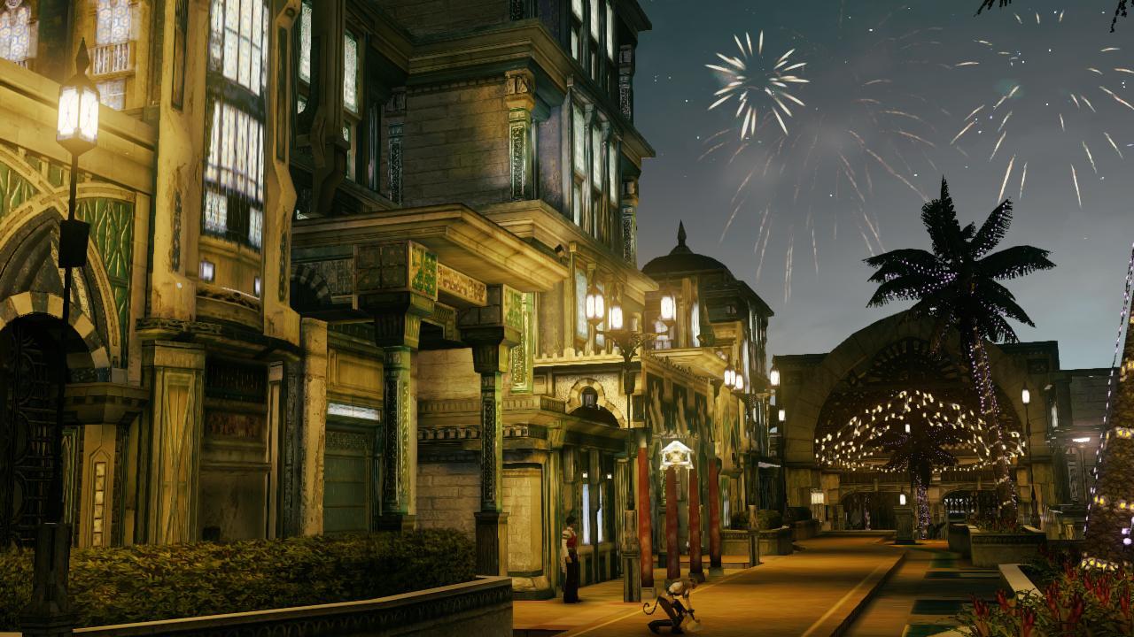 LIGHTNING RETURNS: FINAL FANTASY XIII скриншот 2