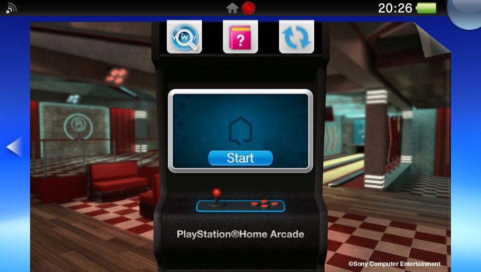 PlayStation®Home Arcade on PS Vita | Official PlayStation ...