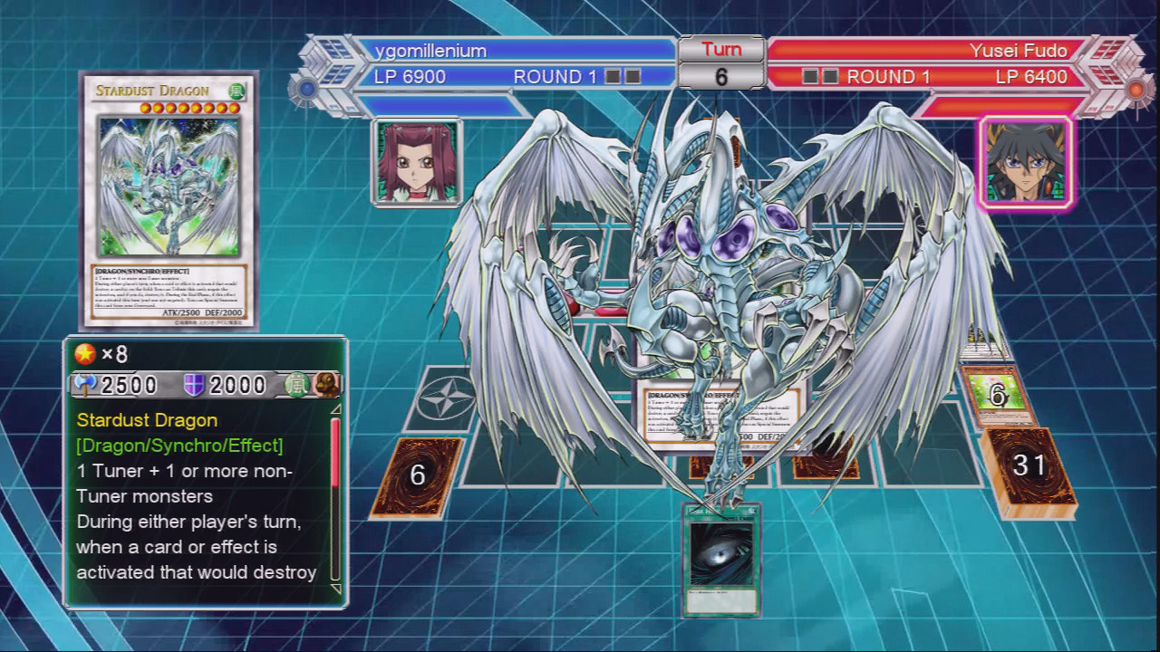 Yu Gi Oh Millennium Duels on PS3 Official PlayStationStore US