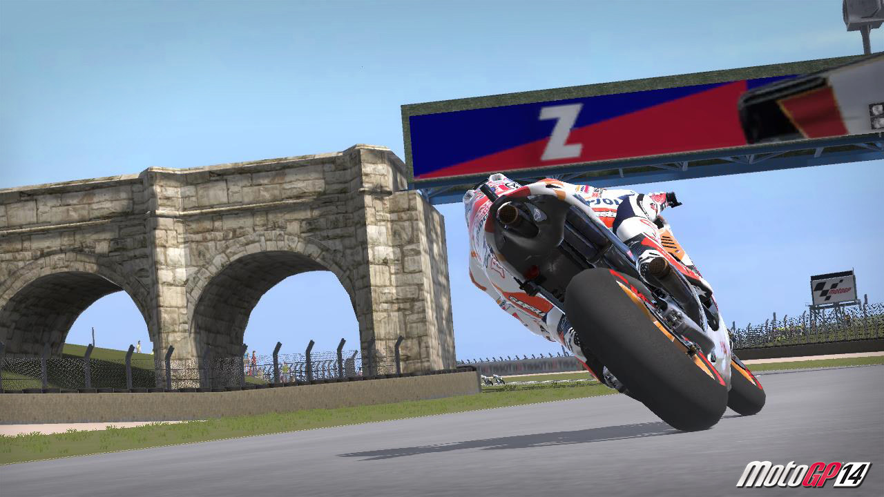 MotoGP™14 Donington Park British Grand Prix on PS3 | Official PlayStation™Store Poland