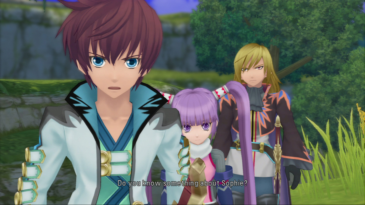 Tales of Graces f on PS3 | Official PlayStation™Store US