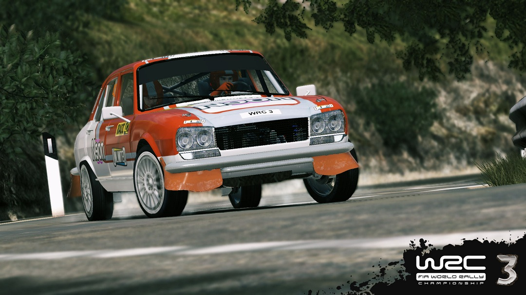 wrc 3 fia world rally championship on ps3 official. Black Bedroom Furniture Sets. Home Design Ideas