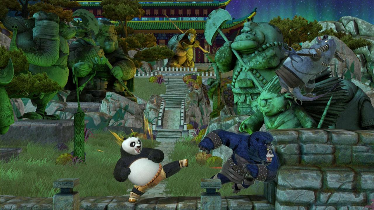 more for kung fu panda showdown of legendary legends - Fu Garden