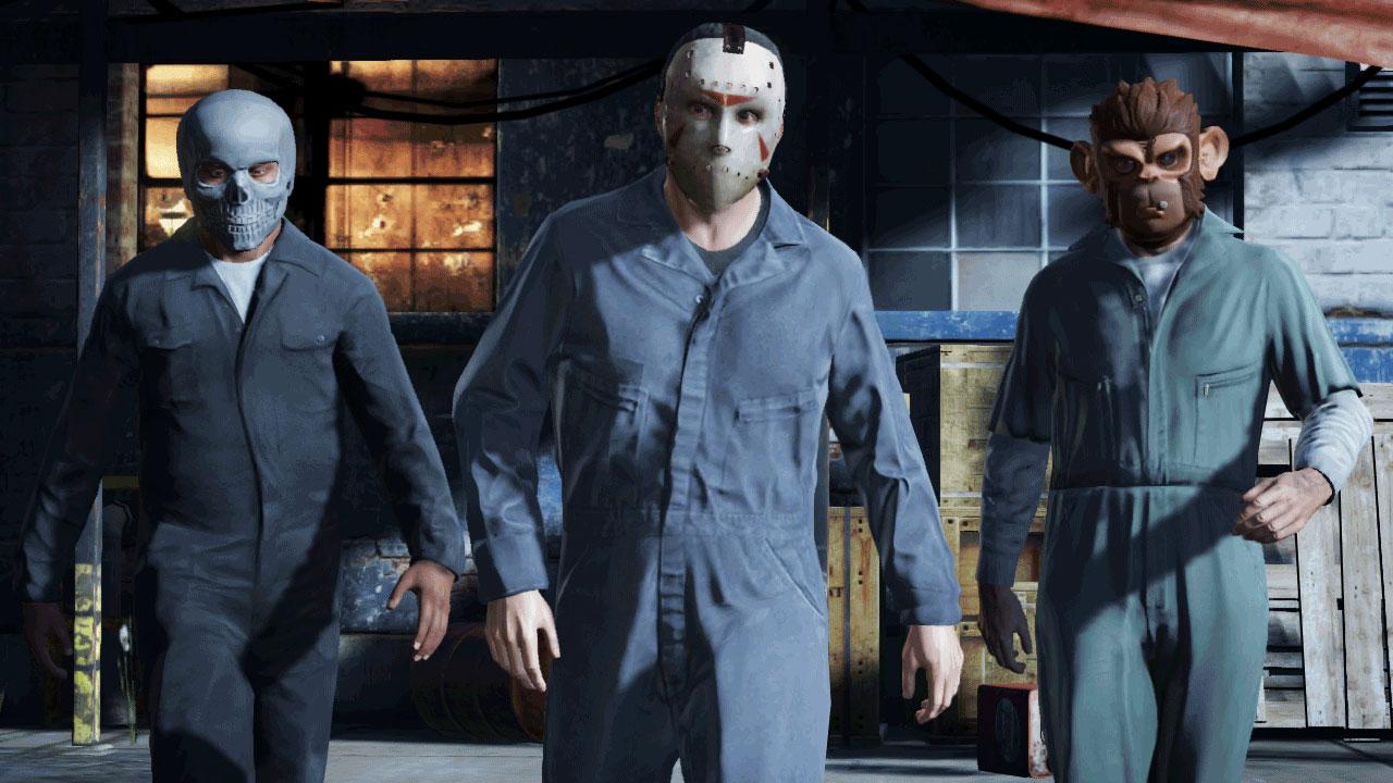 Прокат Grand Theft Auto V на PS4