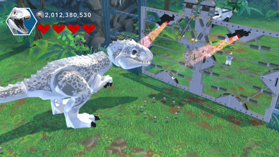Lego Jurassic World On Ps Vita Official Playstation Store Us