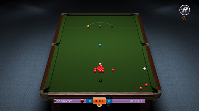 International Snooker on PS3 | Official PlayStation™Store UK