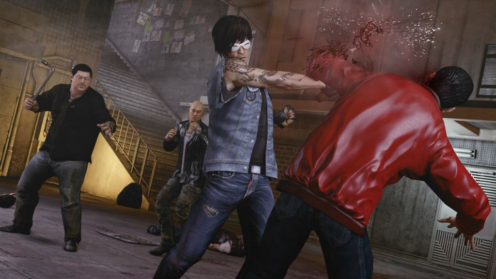 Sleeping Dogs Definitive Edition Cursed Gold Trophies