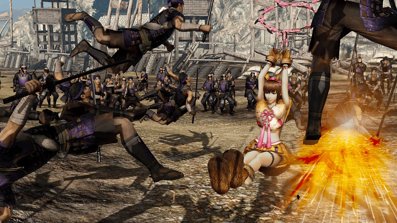 Special costume oichi on ps4 official playstation for Cid special bureau 13 feb 2015