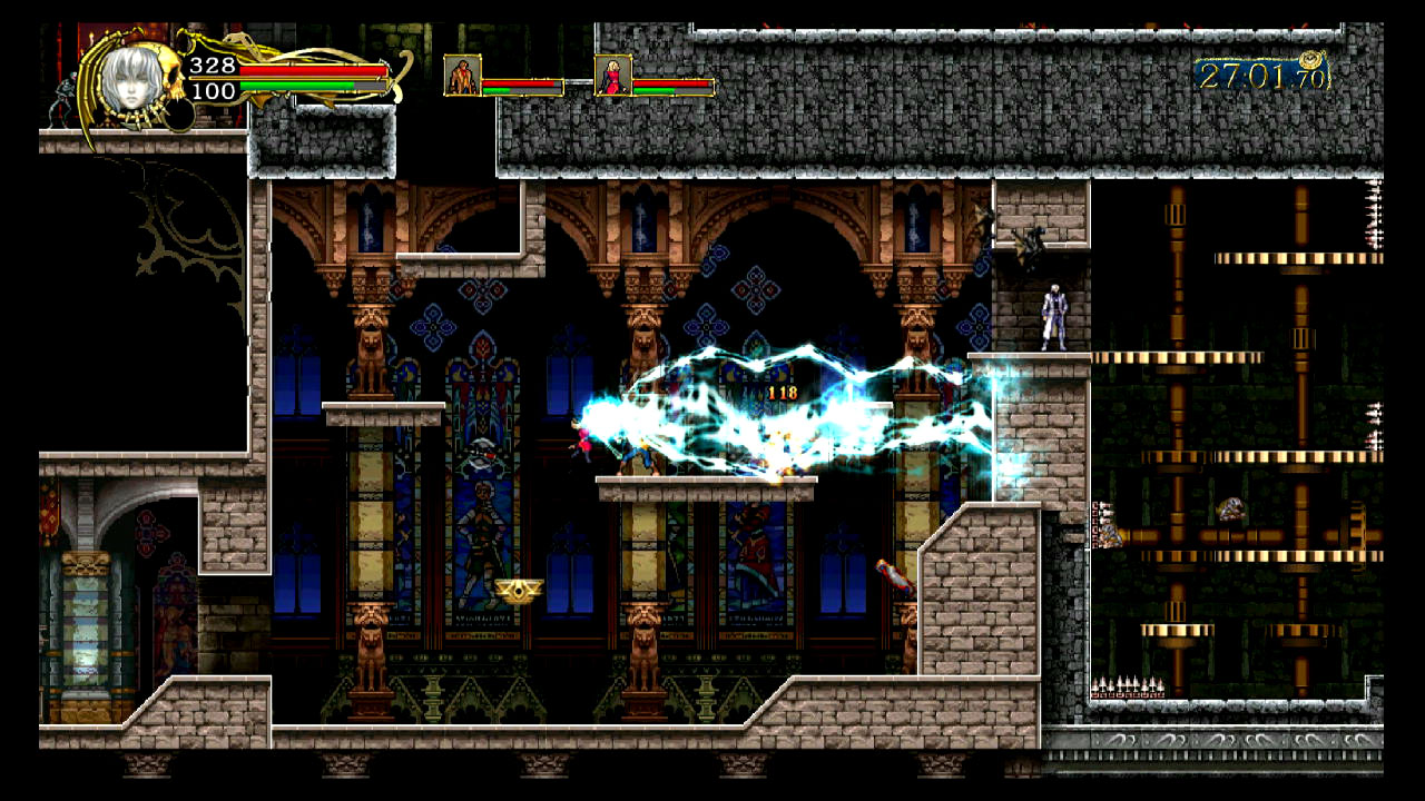 castlevania harmony of despair on ps3