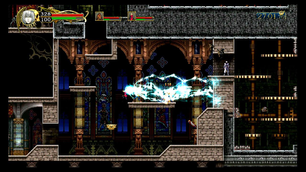 castlevania harmony of despair on ps3