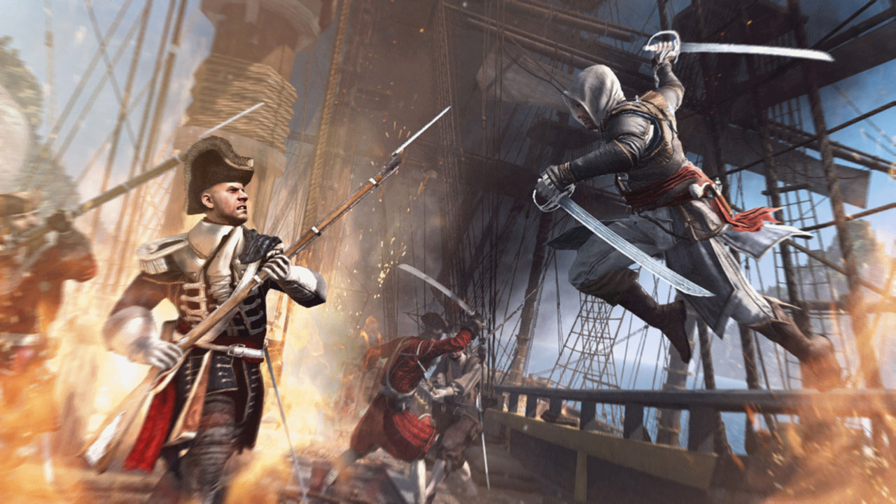 Assassin's Creed IV Black Flag - Standard Edition скриншот 5
