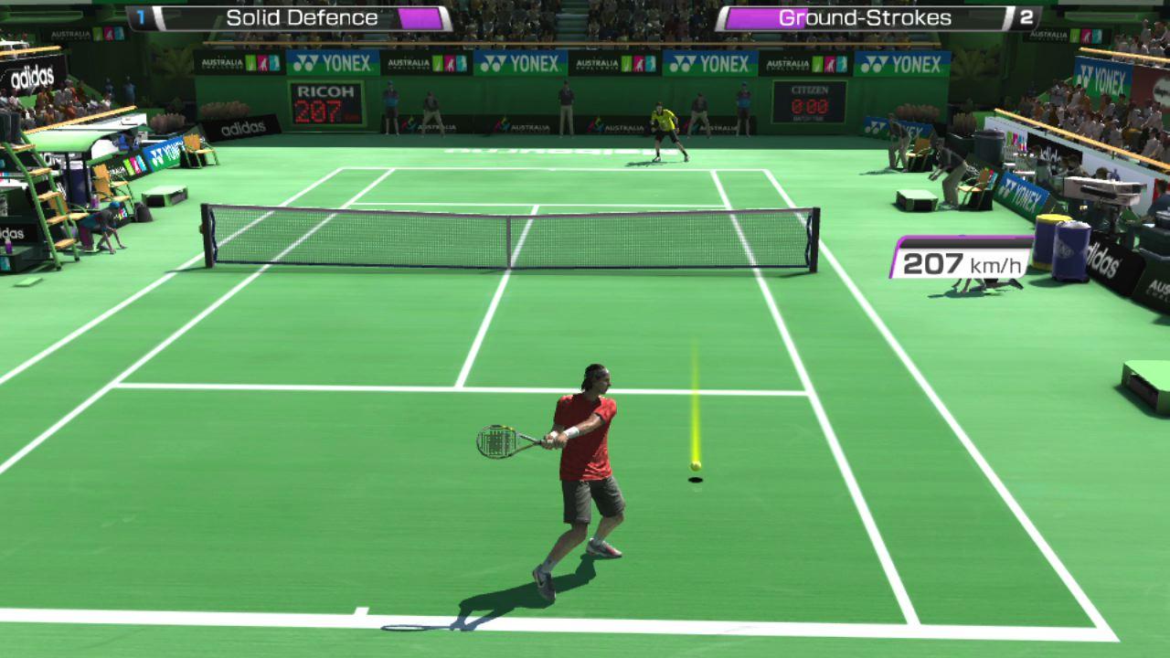 Virtua tennis 5 pc