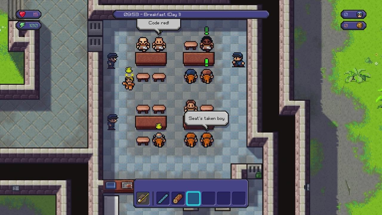The Escapists в Steam