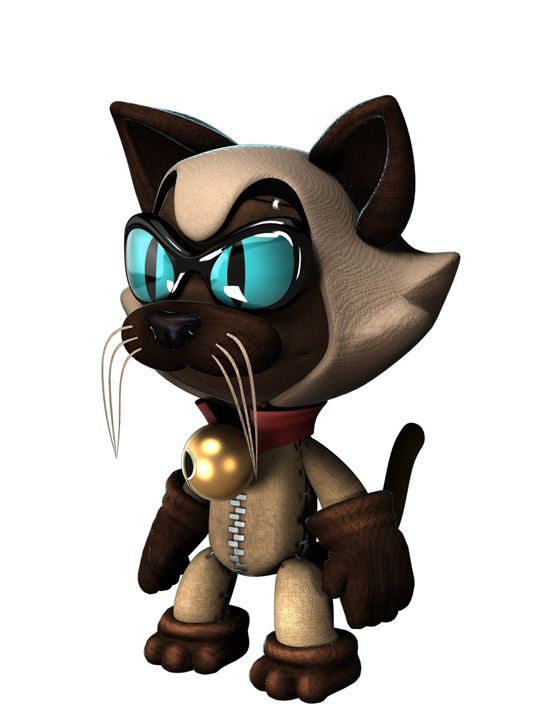 Costume Released May 31 2011  sc 1 st  PlayStation Store & LittleBigPlanet™ 2 Siamese Cat Costume on PS4 PS3 PS Vita ...