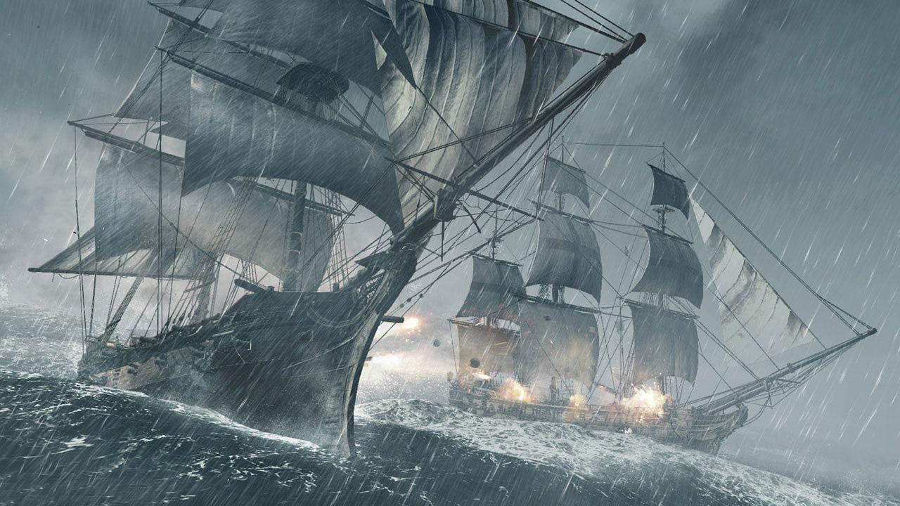 Assassin's Creed IV Black Flag - Standard Edition скриншот 7