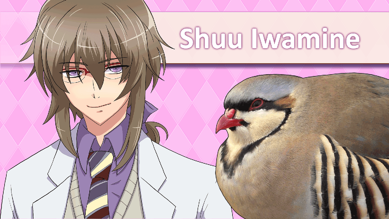 Hatoful Boyfriend скриншот 6