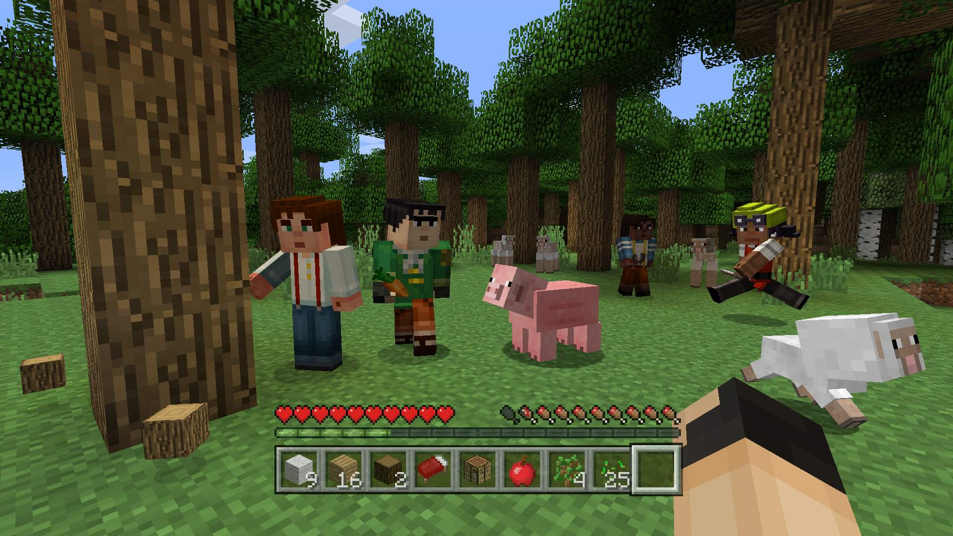how to download skins for minecraft ps3