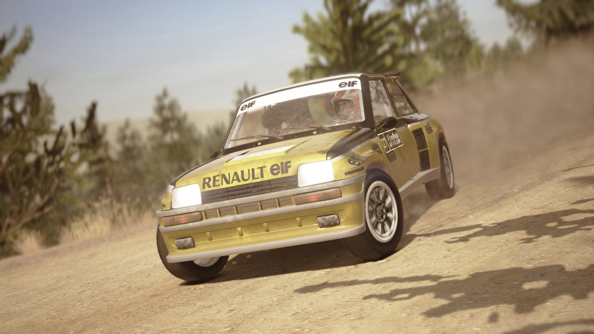 s bastien loeb rally evo pikes peak pack renault 5 turbo sur ps4 playstation store officiel. Black Bedroom Furniture Sets. Home Design Ideas