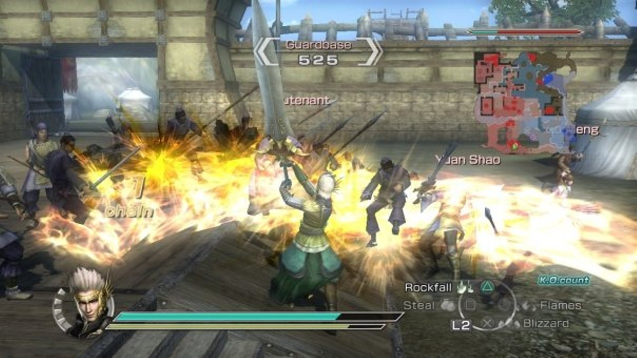 Kuvahaun tulos haulle Dynasty Warriors 6 PS3