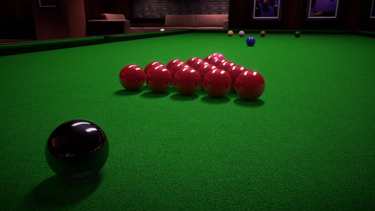 Pack snooker sur ps4 playstation store officiel france - Taille table snooker ...