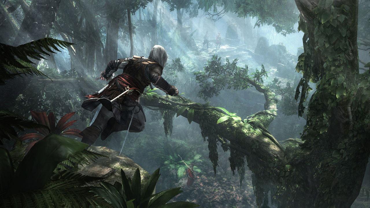 Assassin's Creed IV Black Flag - Standard Edition скриншот 1