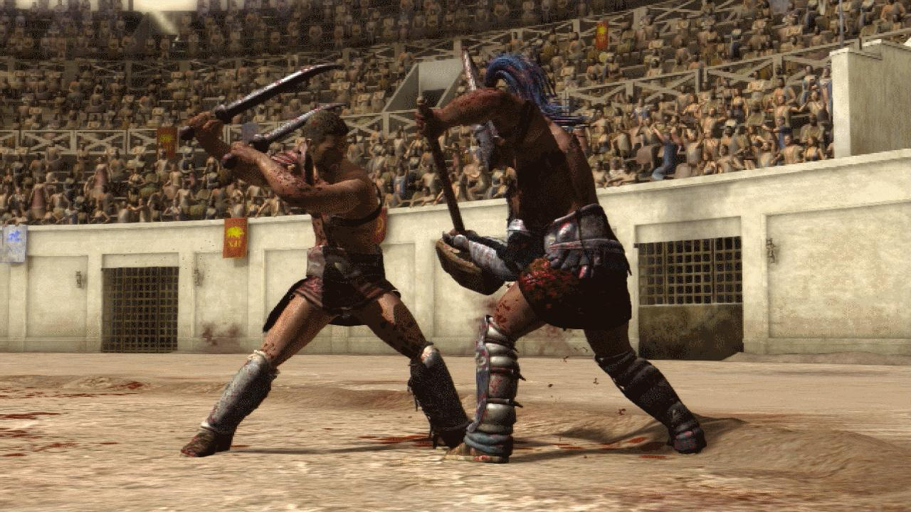 spartacus games ps4
