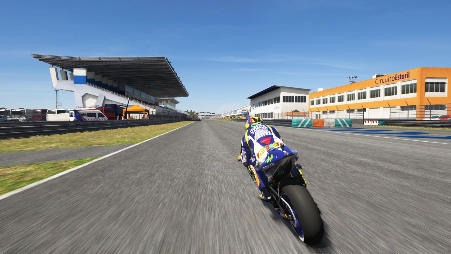 MotoGP™15 GP de Portugal Circuito Estoril na PS4   Oficjalny sklep PlayStation™Store Polska