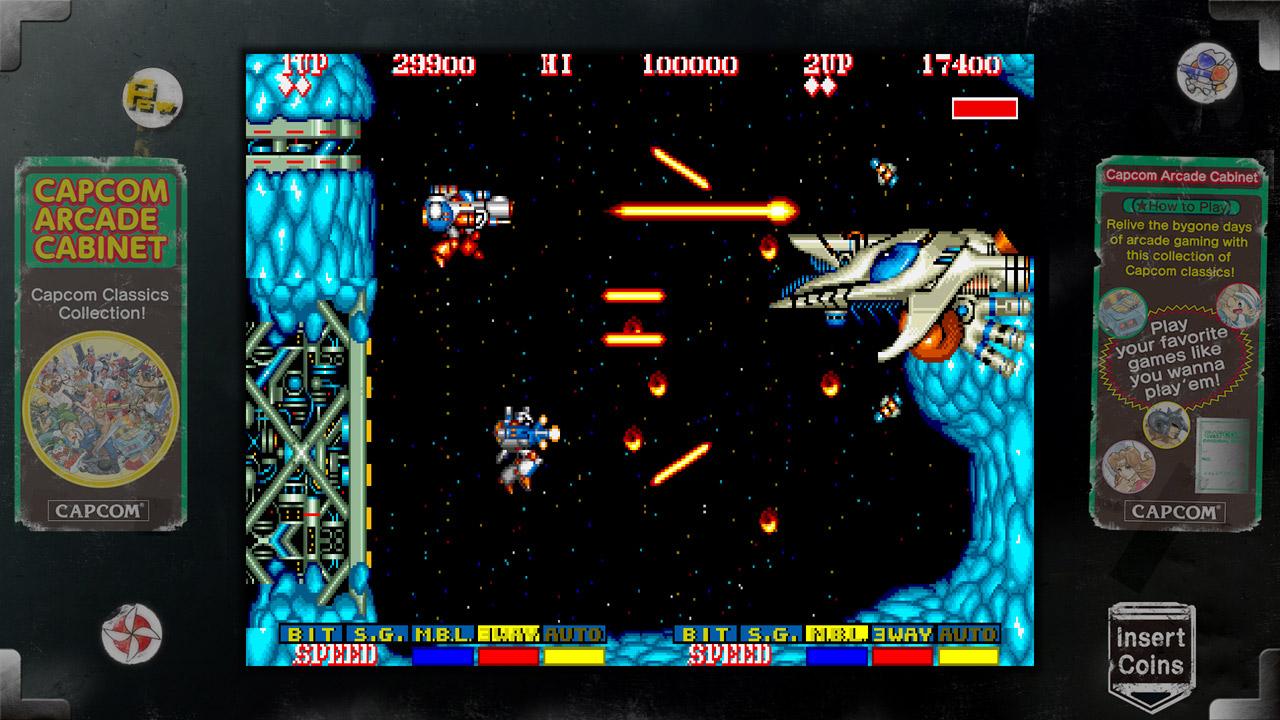 Capcom Arcade Cabinet: 1986 Pack