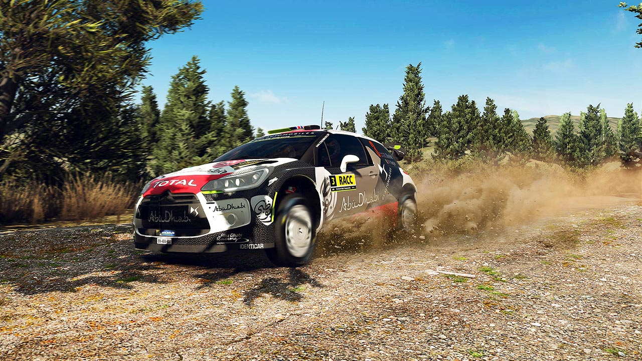 wrc 5 fia world rally championship on ps3 official playstation store uk. Black Bedroom Furniture Sets. Home Design Ideas