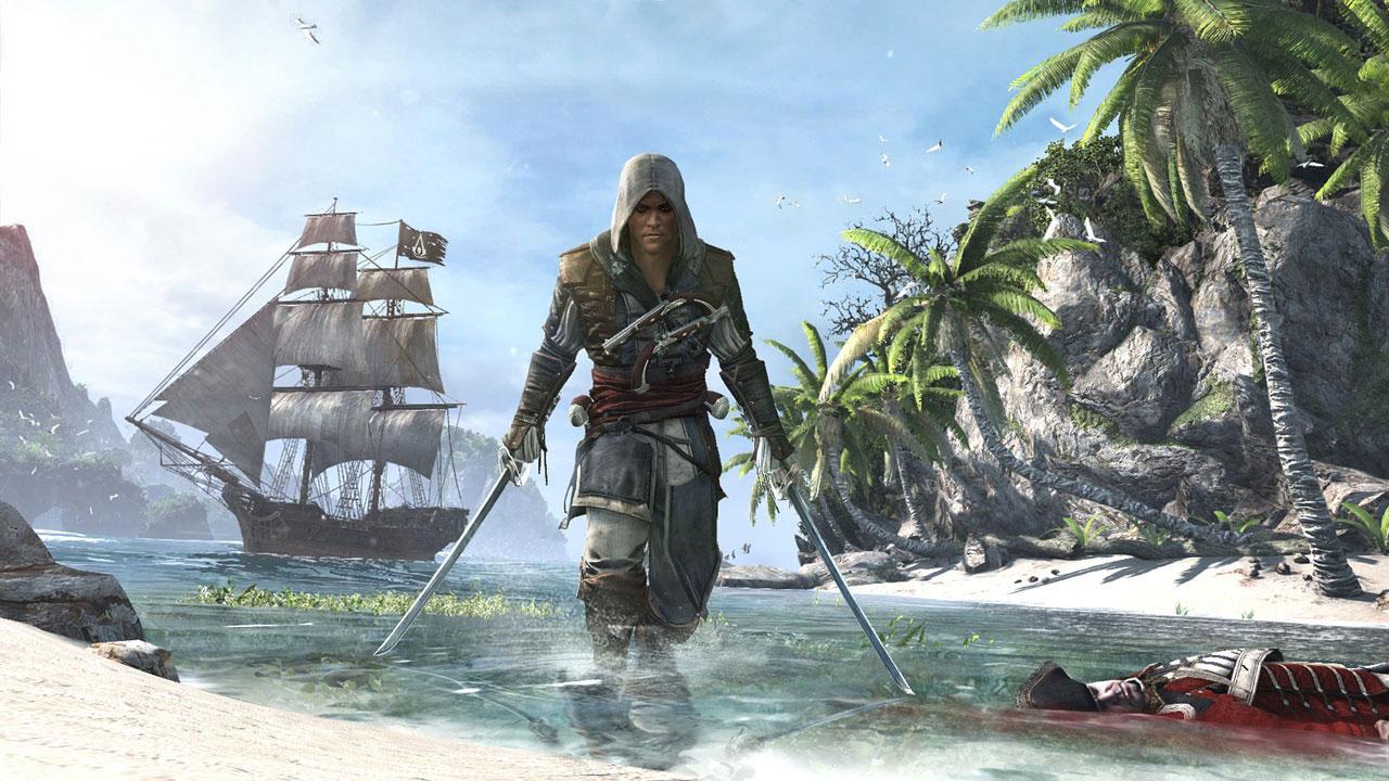 Assassin's Creed IV Black Flag - Standard Edition скриншот 5