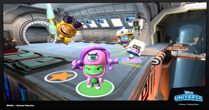 Disney Games For Ps3 : Disney universe on ps official playstation™store us