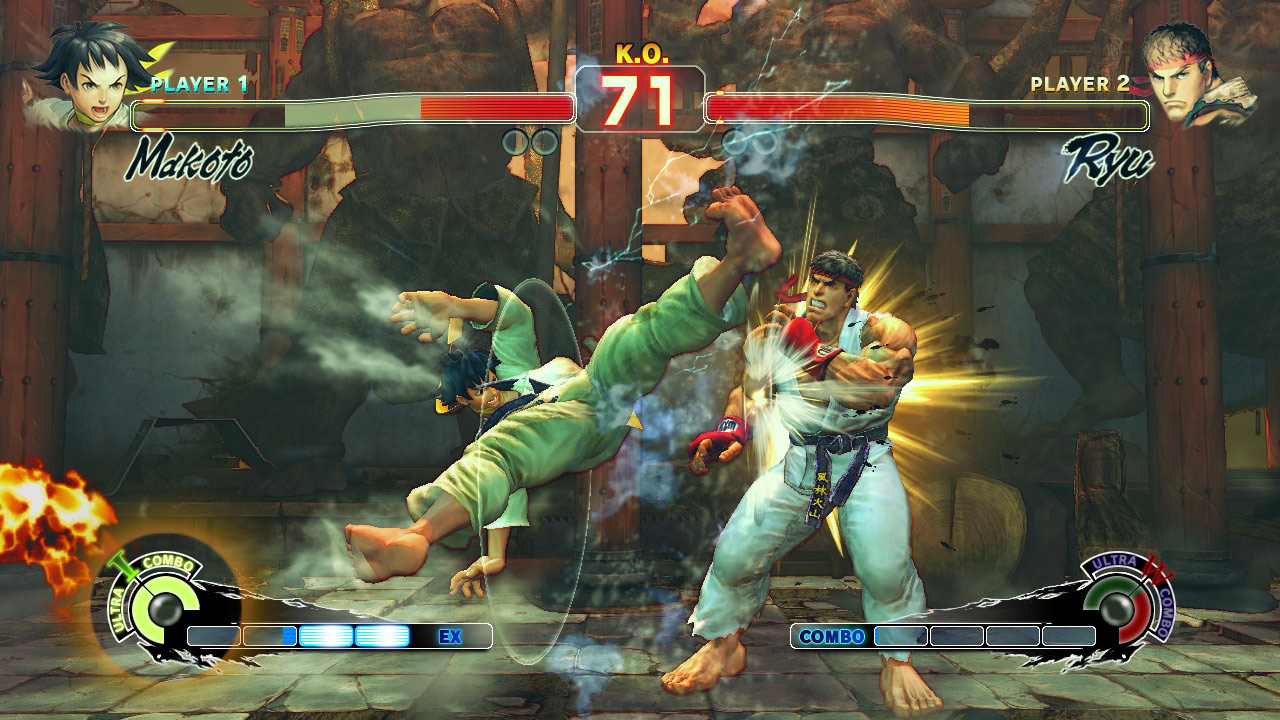 Image result for street fighter iv