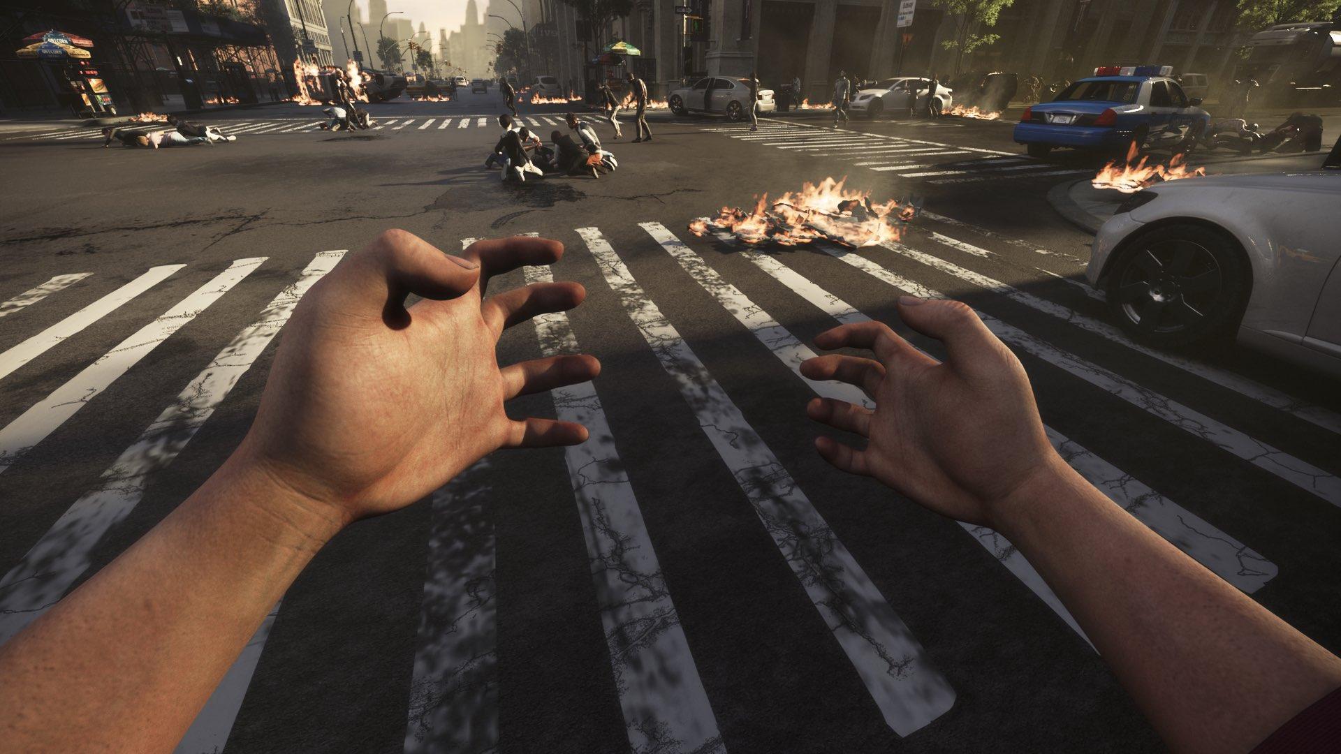 VRゲーム,BIOHAZARD VENDETTA : Z Infected Experience,イメージ