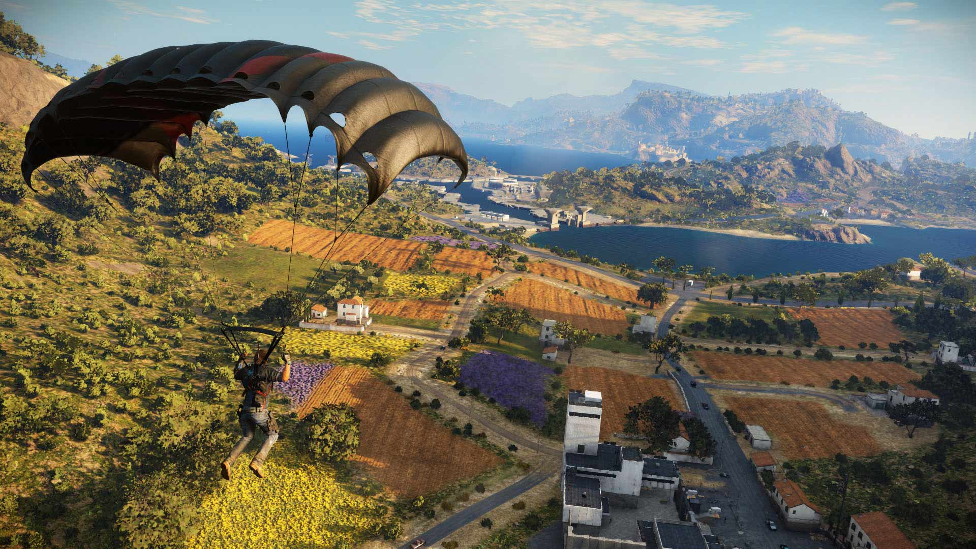just cause 3 xl edition on ps4 official playstation. Black Bedroom Furniture Sets. Home Design Ideas