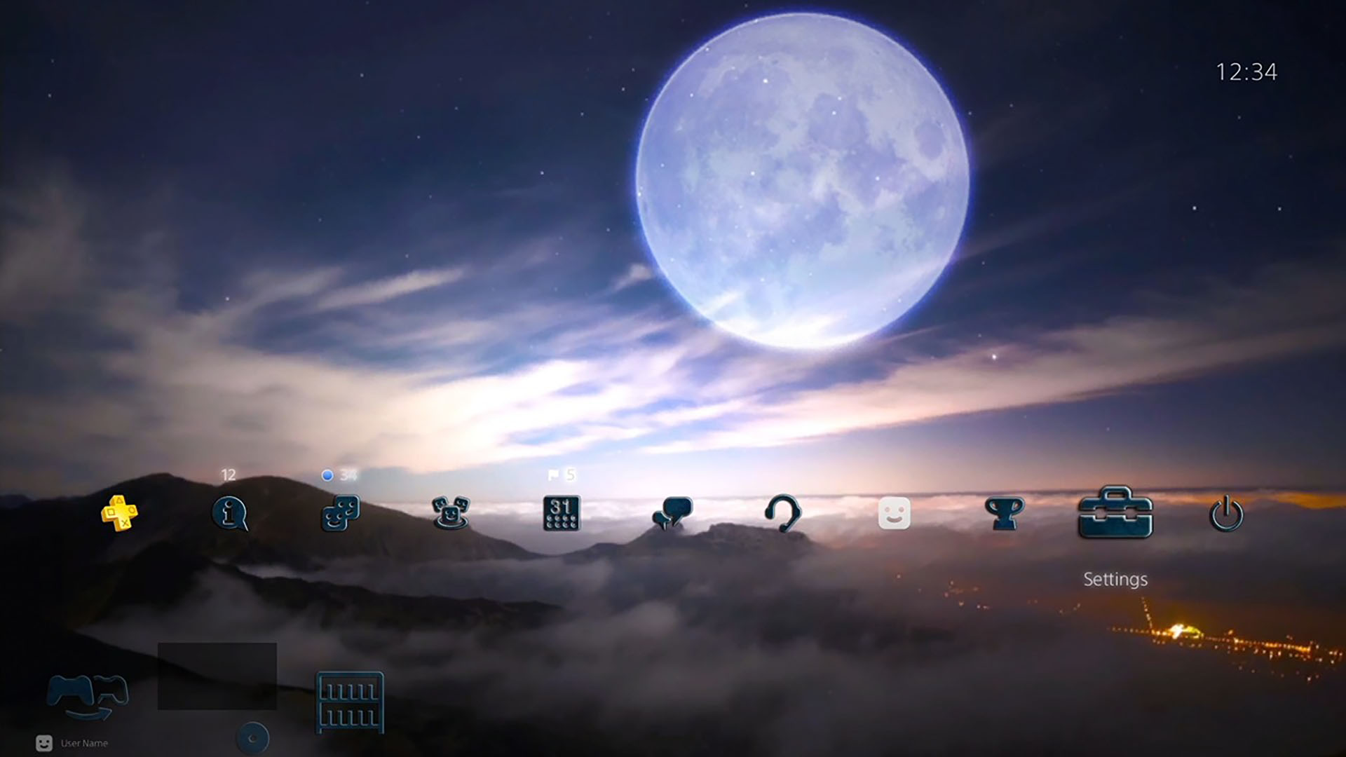 amazing sky and moon on ps4 official playstation store thailand. Black Bedroom Furniture Sets. Home Design Ideas